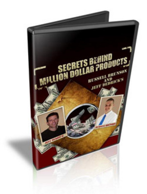 Product picture Secrets Behind Million Dollar Products