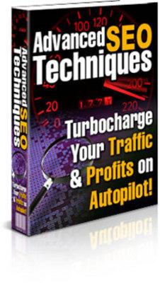 Product picture AdvancedSEO Techniques