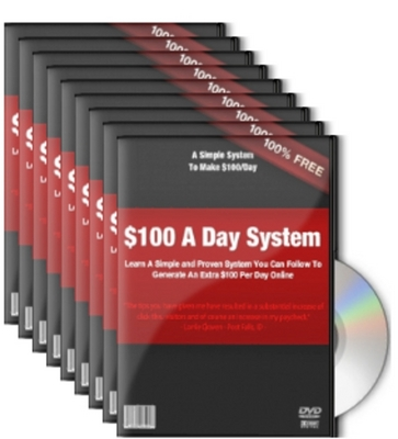 Product picture $100 Per Day System